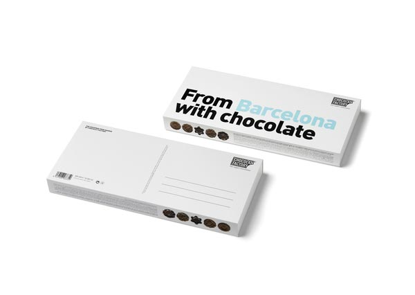 Packaging makes chocolate taste better
