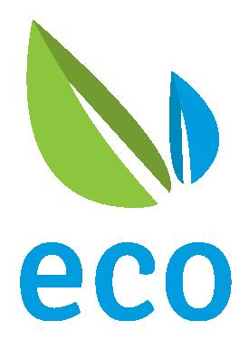 Acopia Eco symbol - green leaf