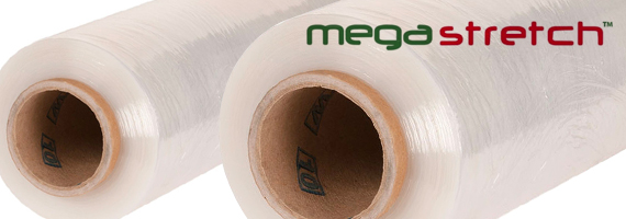 megastretch pallet wrap